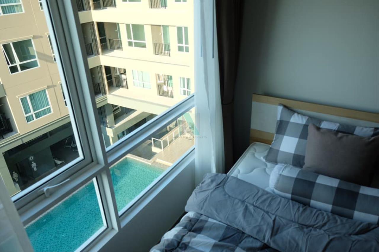 NOPPON REAL ESTATE CO.,LTD. Agency's For rent Regent Home Sukhumvit 97/1 1 bedroom 5th floor Building C. 2