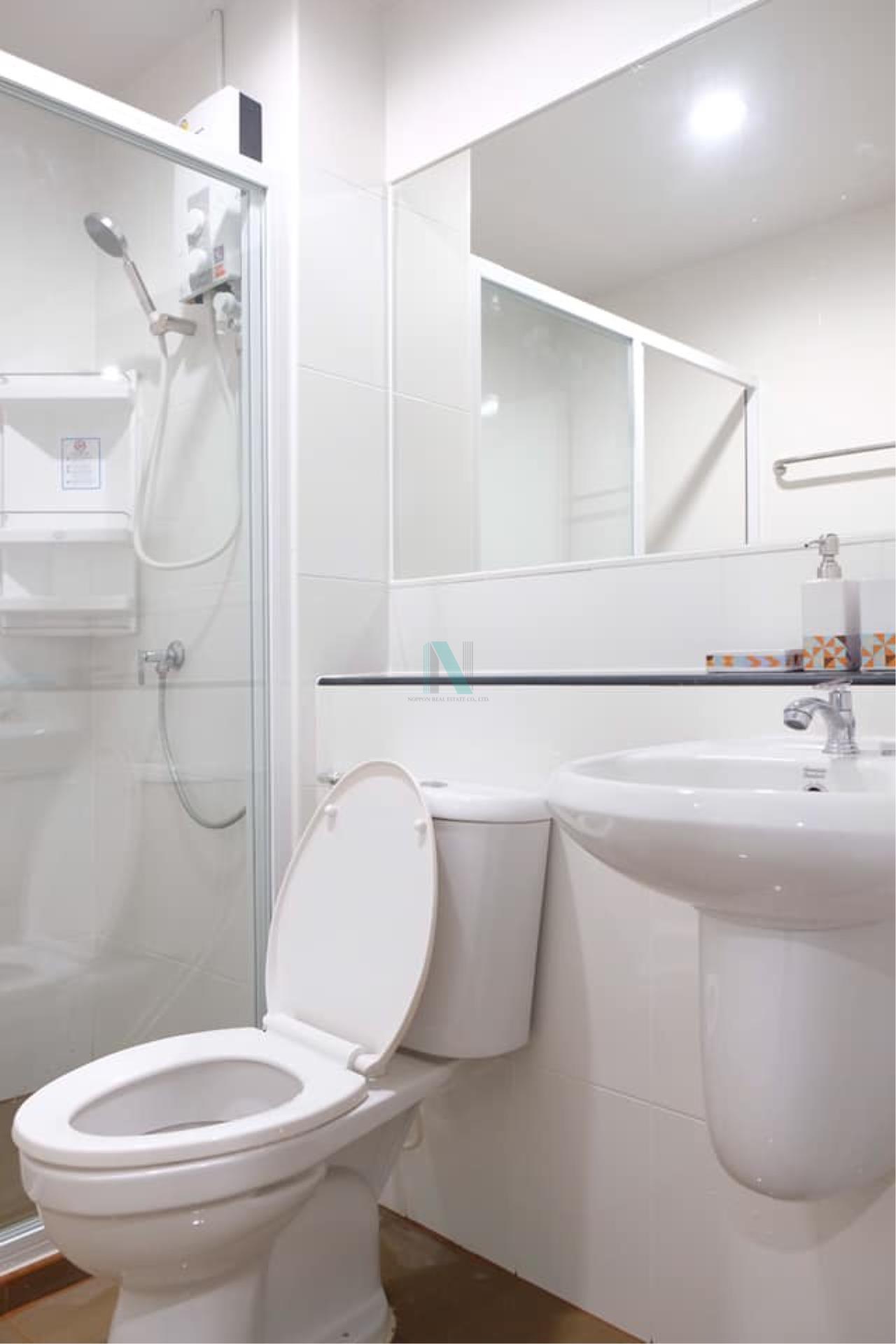 NOPPON REAL ESTATE CO.,LTD. Agency's For rent Regent Home Sukhumvit 97/1 1 bedroom 5th floor Building C. 7