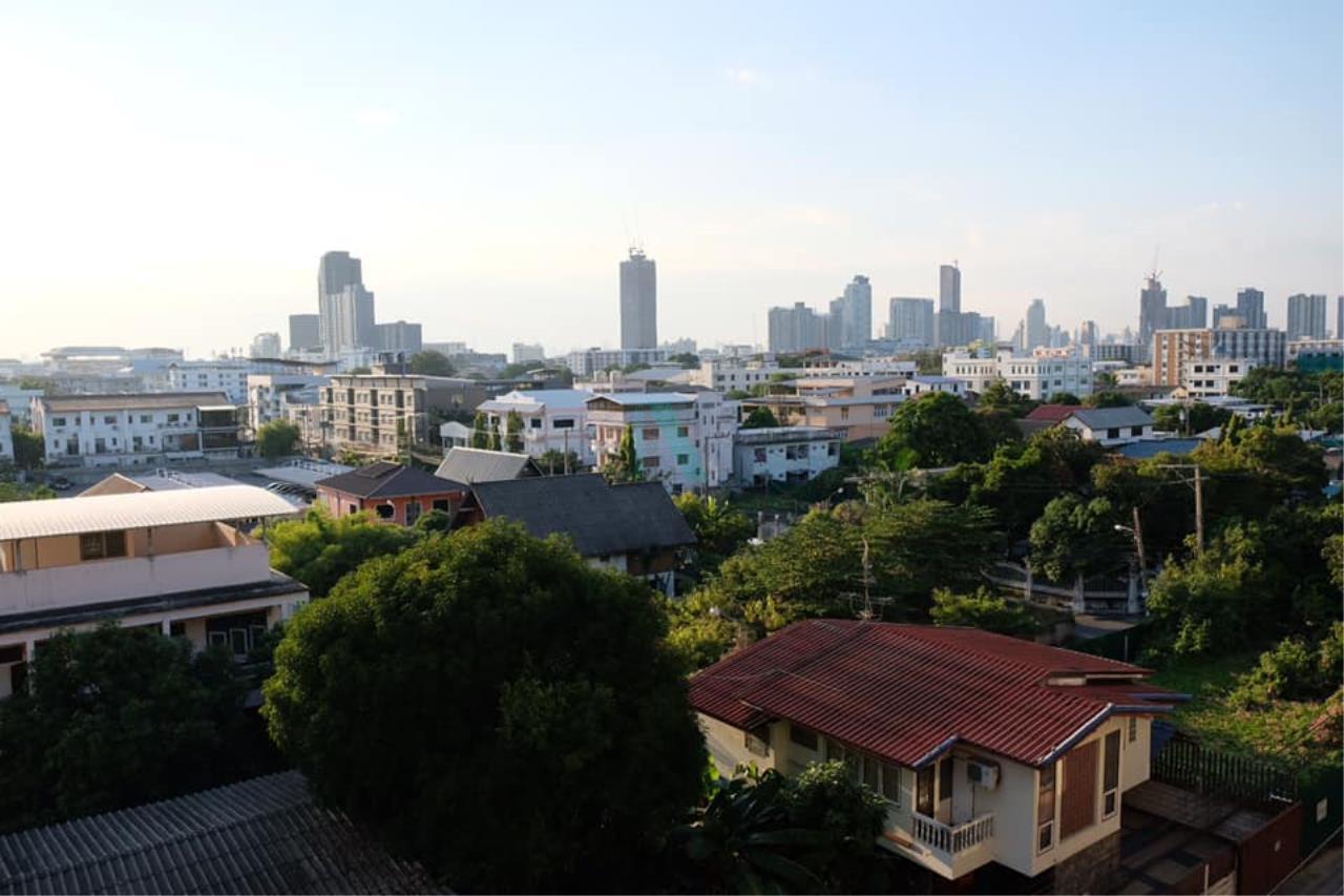 NOPPON REAL ESTATE CO.,LTD. Agency's For rent Regent Home Sukhumvit 97/1 1 bedroom 5th floor Building C. 8