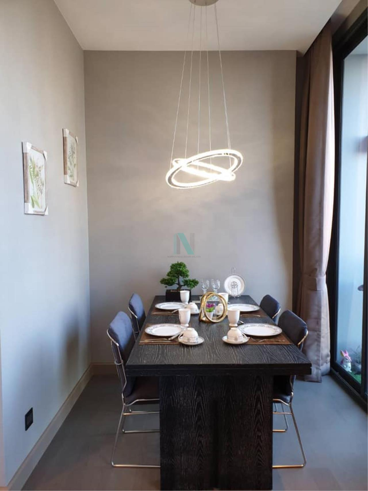 NOPPON REAL ESTATE CO.,LTD. Agency's For rent THE ESSE AT SINGHA COMPLEX 1 bedroom 9th floor . 3