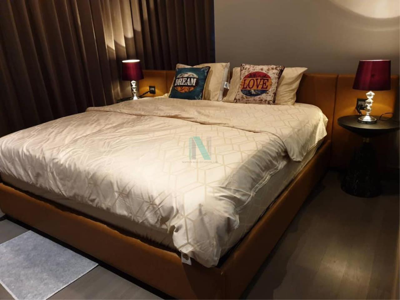 NOPPON REAL ESTATE CO.,LTD. Agency's For rent THE ESSE AT SINGHA COMPLEX 1 bedroom 9th floor . 5