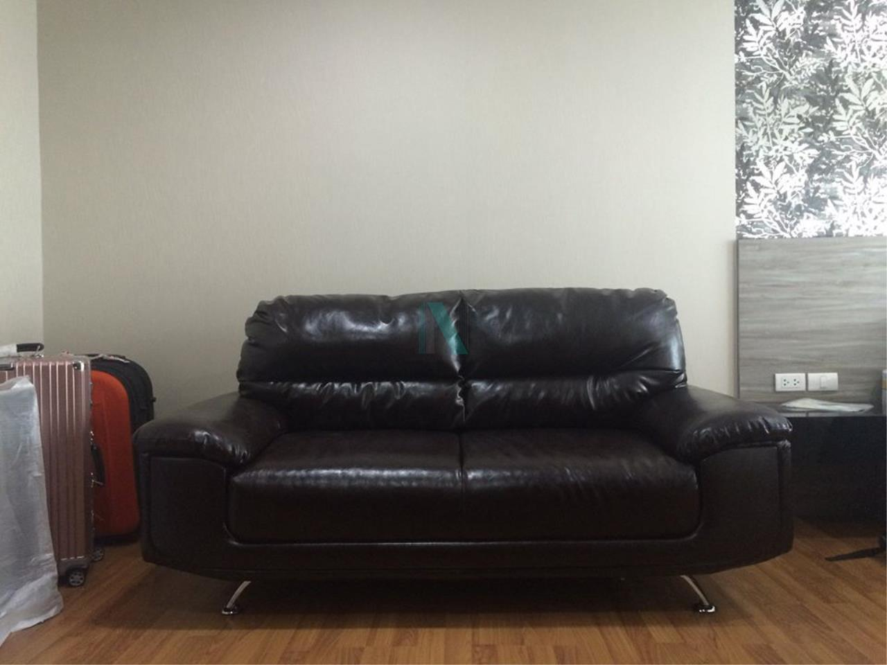 NOPPON REAL ESTATE CO.,LTD. Agency's For Rent Regent Home 18 Chaengwattana-Laksi STUDIO Floor 5 Building F. 1