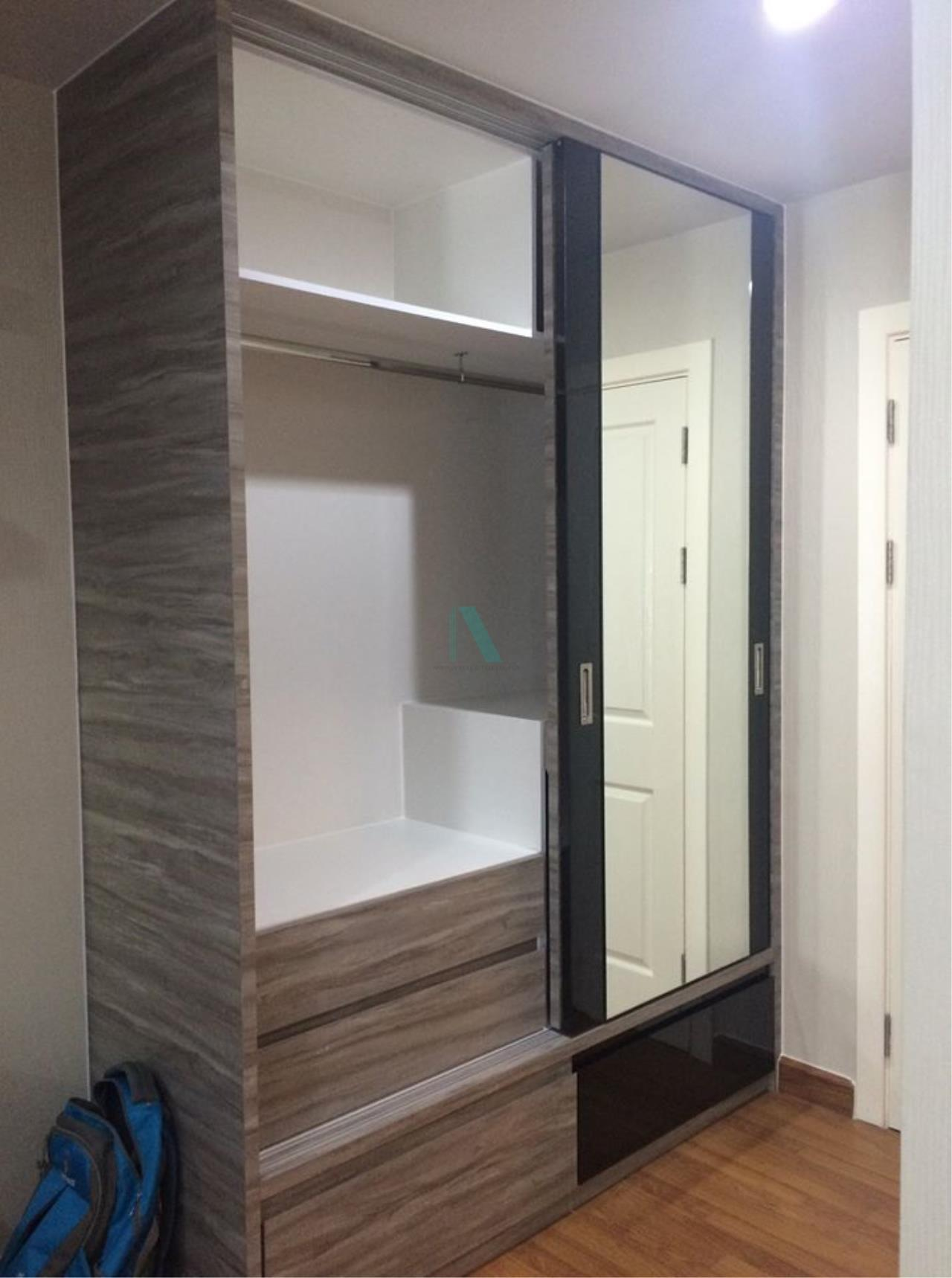 NOPPON REAL ESTATE CO.,LTD. Agency's For Rent Regent Home 18 Chaengwattana-Laksi STUDIO Floor 5 Building F. 4