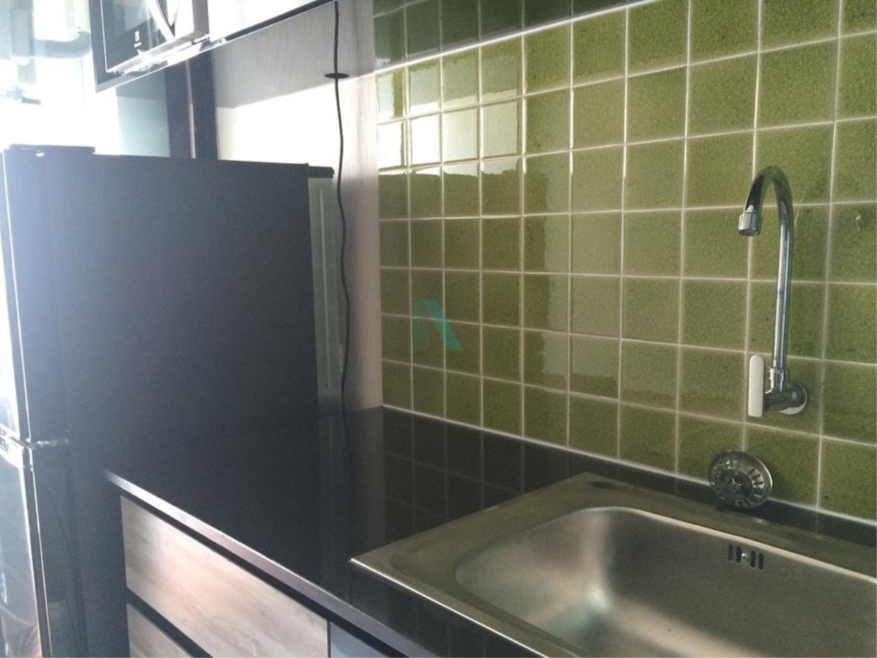 NOPPON REAL ESTATE CO.,LTD. Agency's For Rent Regent Home 18 Chaengwattana-Laksi STUDIO Floor 5 Building F. 6