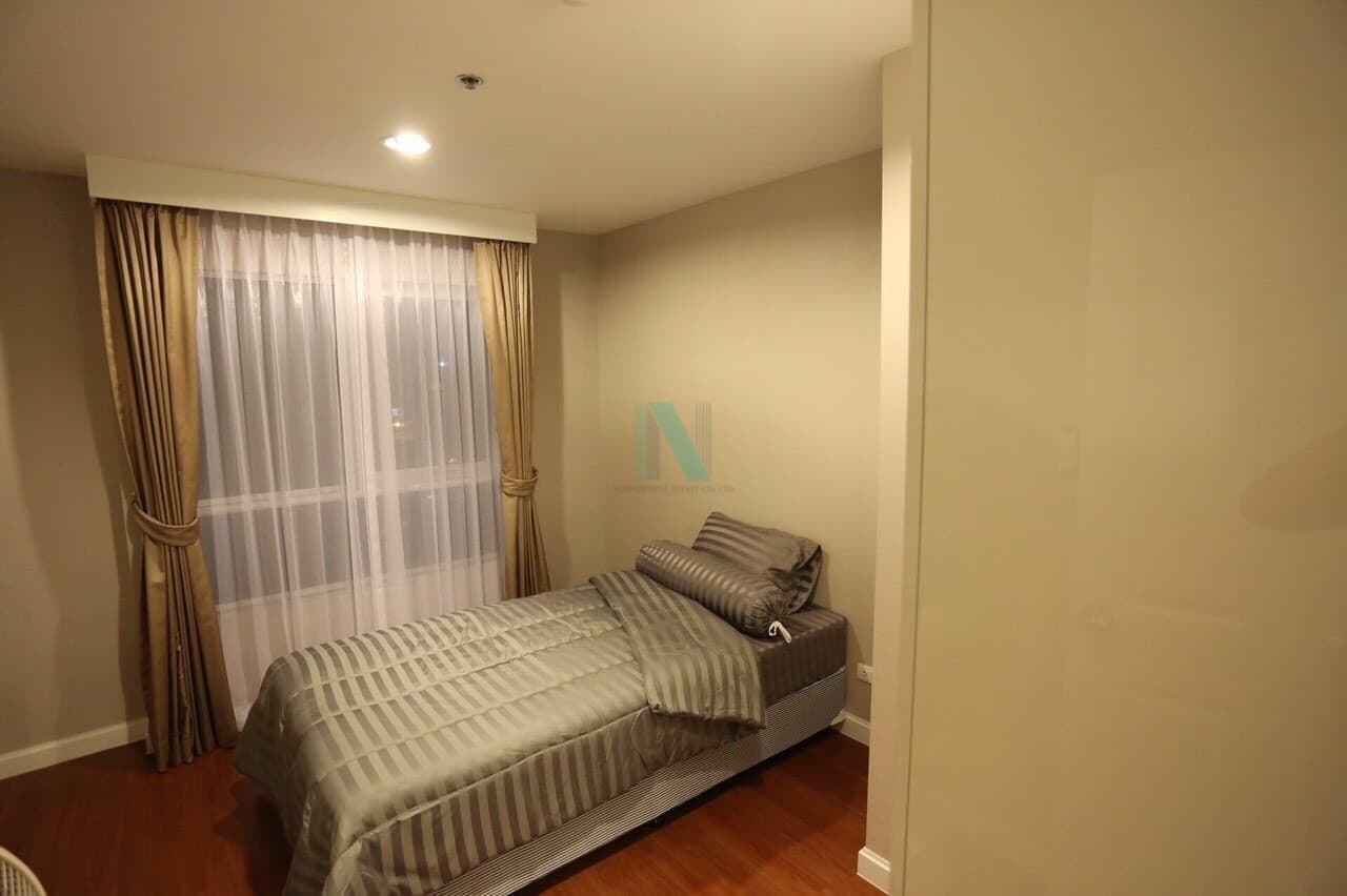 NOPPON REAL ESTATE CO.,LTD. Agency's For rent Belle Grand Rama 9 2 bedrooms Floor 26 A1 building. 2