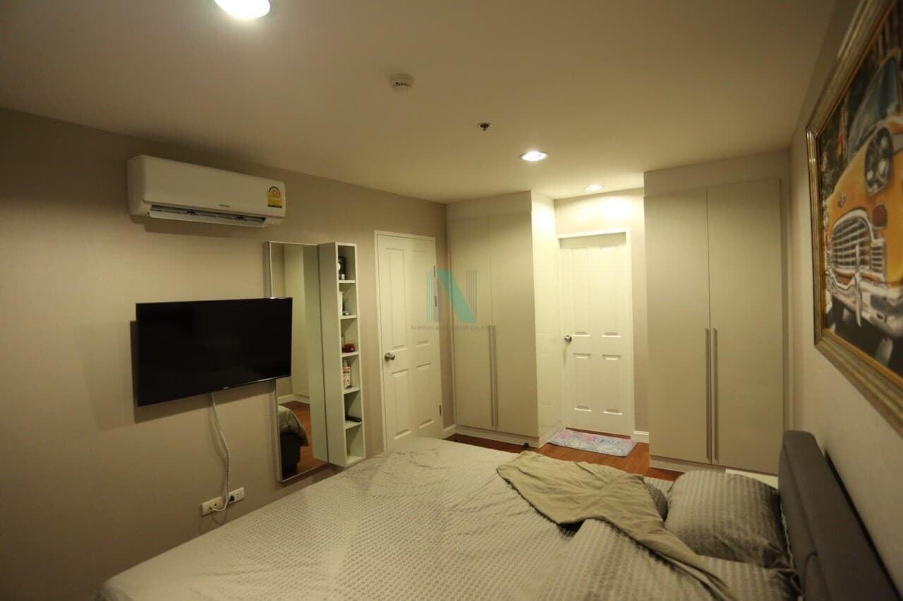 NOPPON REAL ESTATE CO.,LTD. Agency's For rent Belle Grand Rama 9 2 bedrooms Floor 26 A1 building. 3