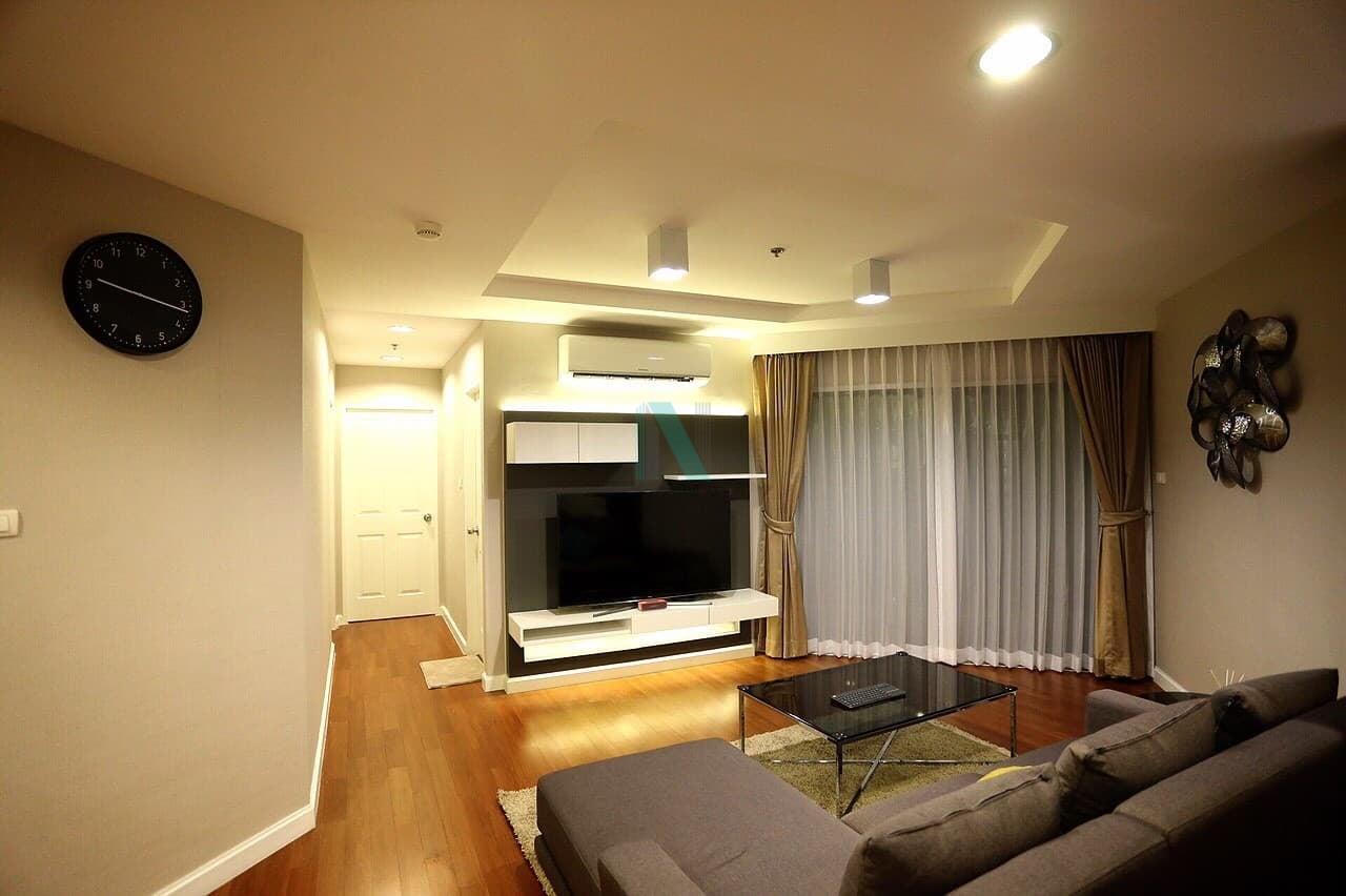 NOPPON REAL ESTATE CO.,LTD. Agency's For rent Belle Grand Rama 9 2 bedrooms Floor 26 A1 building. 6