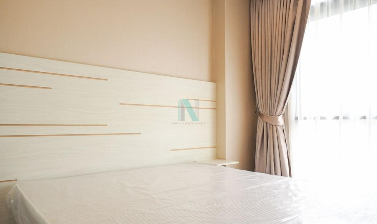 NOPPON REAL ESTATE CO.,LTD.  Agency's For rent Clover Ladprao 83 1 bedroom 3rd floor near Imperial World Ladprao. 2