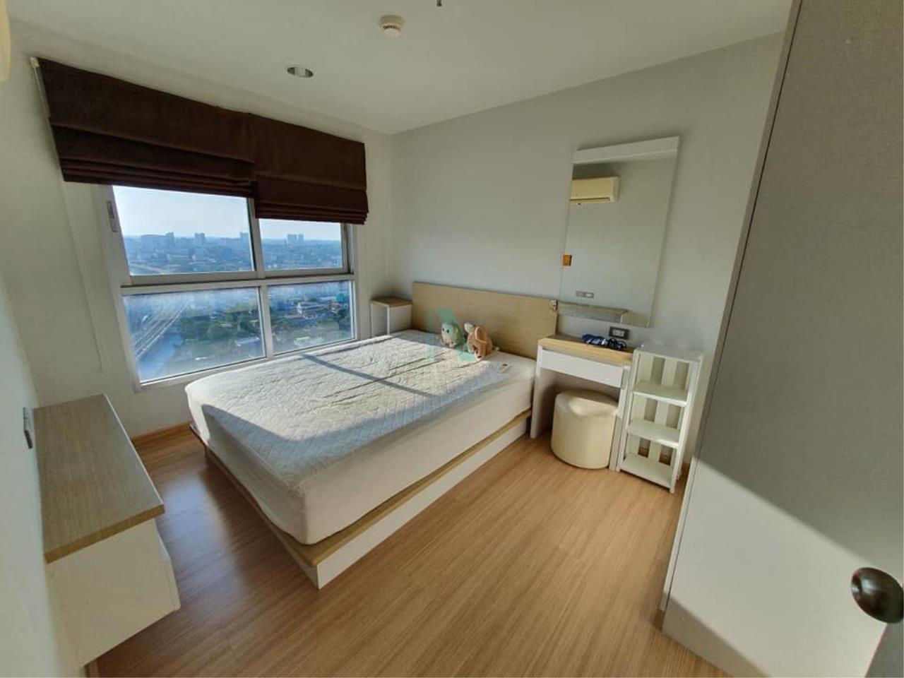 NOPPON REAL ESTATE CO.,LTD.  Agency's For rent RICH PARK @ BANGSON STATION 1 bedroom 20th floor. 1