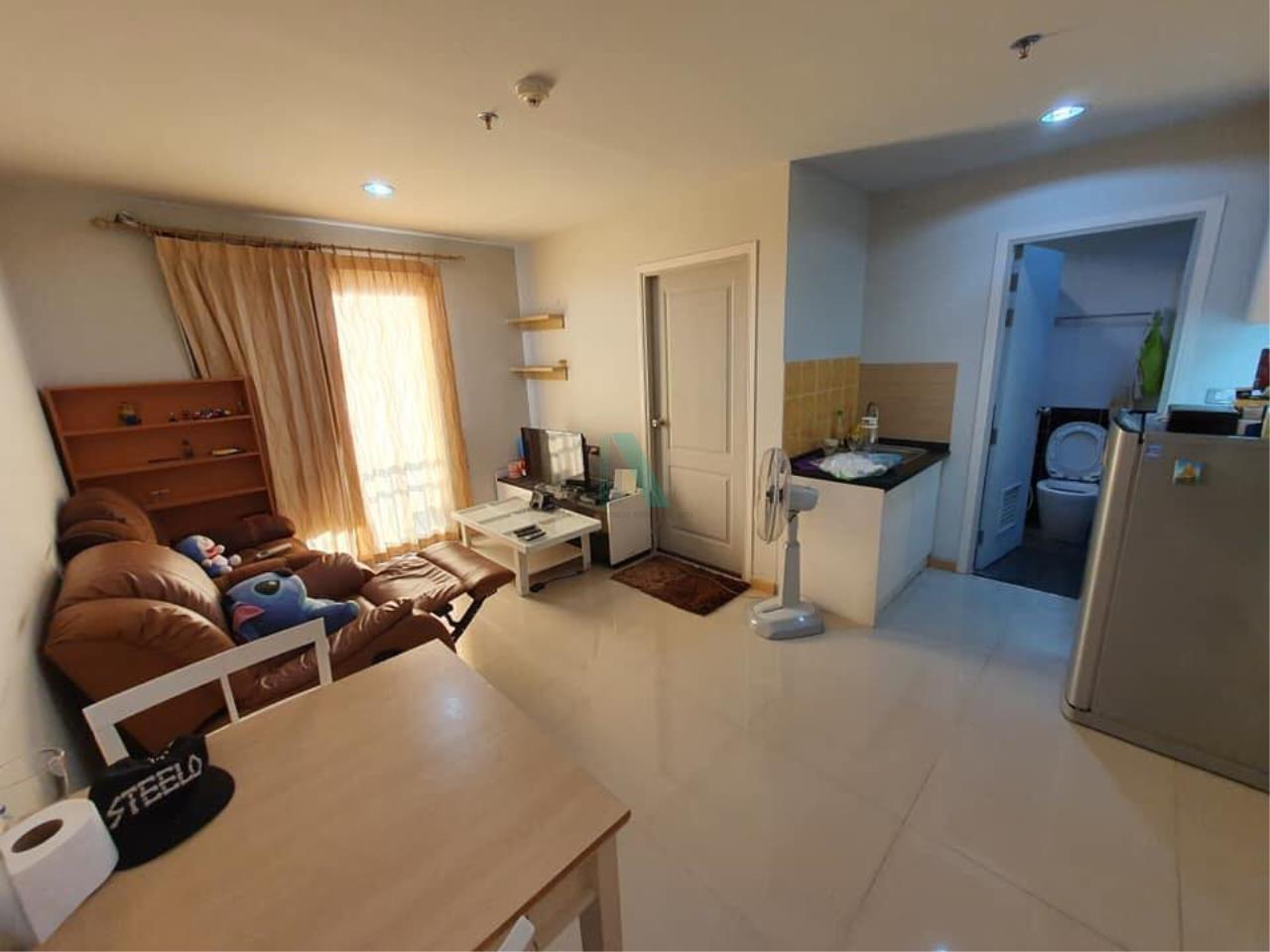 NOPPON REAL ESTATE CO.,LTD.  Agency's For rent RICH PARK @ BANGSON STATION 1 bedroom 20th floor. 3