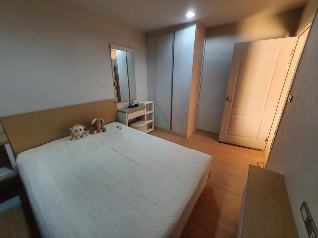 NOPPON REAL ESTATE CO.,LTD.  Agency's For rent RICH PARK @ BANGSON STATION 1 bedroom 20th floor. 5