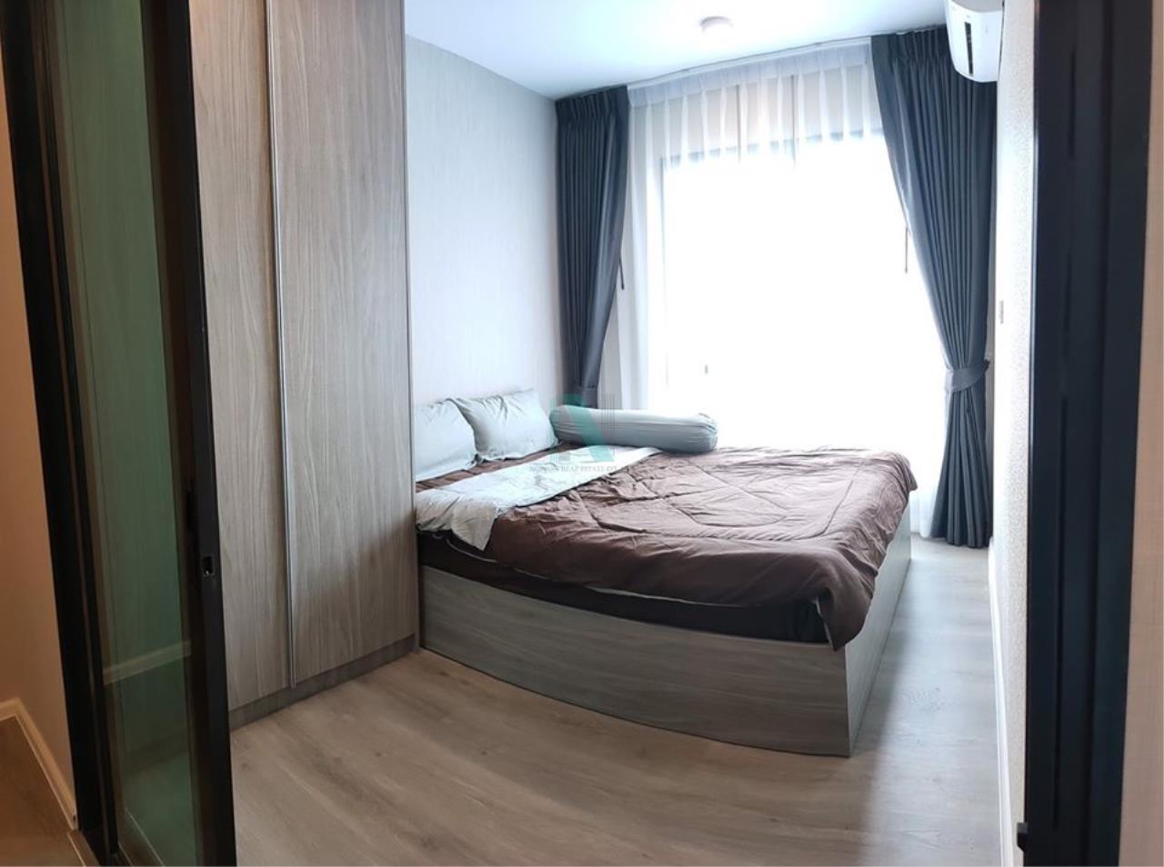 NOPPON REAL ESTATE CO.,LTD.  Agency's For rent Notting Hill Sukhumvit 105 1 bedroom 4th floor Building B. 6