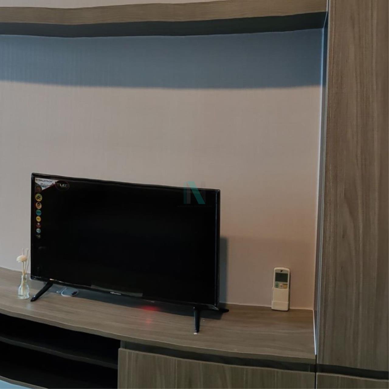 NOPPON REAL ESTATE CO.,LTD.  Agency's For rent Notting Hill Sukhumvit 105 1 bedroom 4th floor Building B. 7