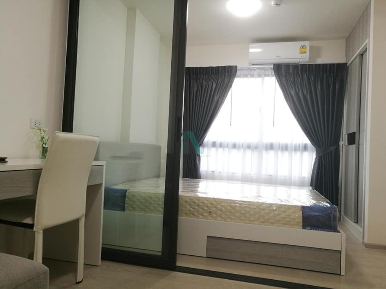 NOPPON REAL ESTATE CO.,LTD.  Agency's For rent Grene Condo Donmueang-Songprapa 1 bedroom 8th floor building A. 2