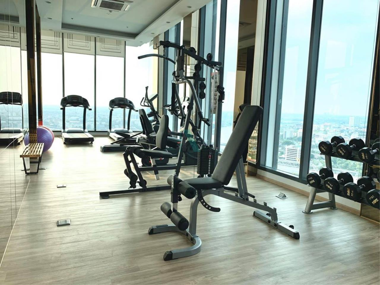 NOPPON REAL ESTATE CO.,LTD. Agency's For rent Chapter One Shine Bangpho 1 bedroom 12th floor. 7
