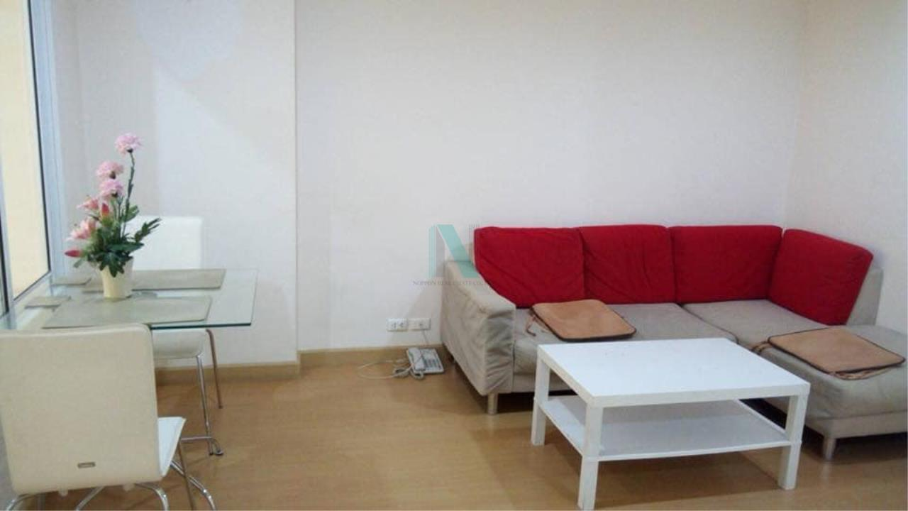 NOPPON REAL ESTATE CO.,LTD. Agency's For rent Life @ Tha Phra 1 bedroom 10th floor near BTS Talat Phlu. 1
