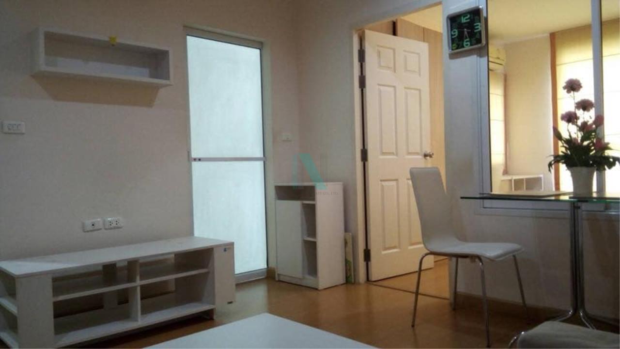 NOPPON REAL ESTATE CO.,LTD. Agency's For rent Life @ Tha Phra 1 bedroom 10th floor near BTS Talat Phlu. 4