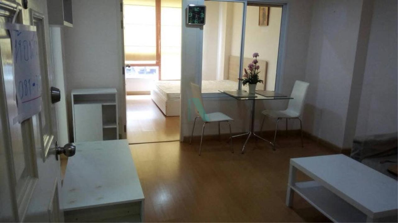 NOPPON REAL ESTATE CO.,LTD. Agency's For rent Life @ Tha Phra 1 bedroom 10th floor near BTS Talat Phlu. 7