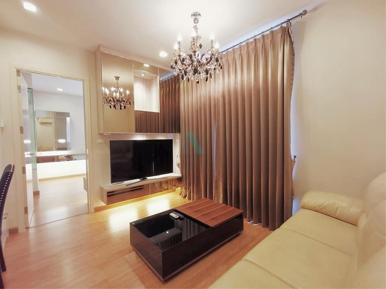 NOPPON REAL ESTATE CO.,LTD. Agency's For rent Q House Condo Sukhumvit 79 2 bedrooms 10th floor. 1