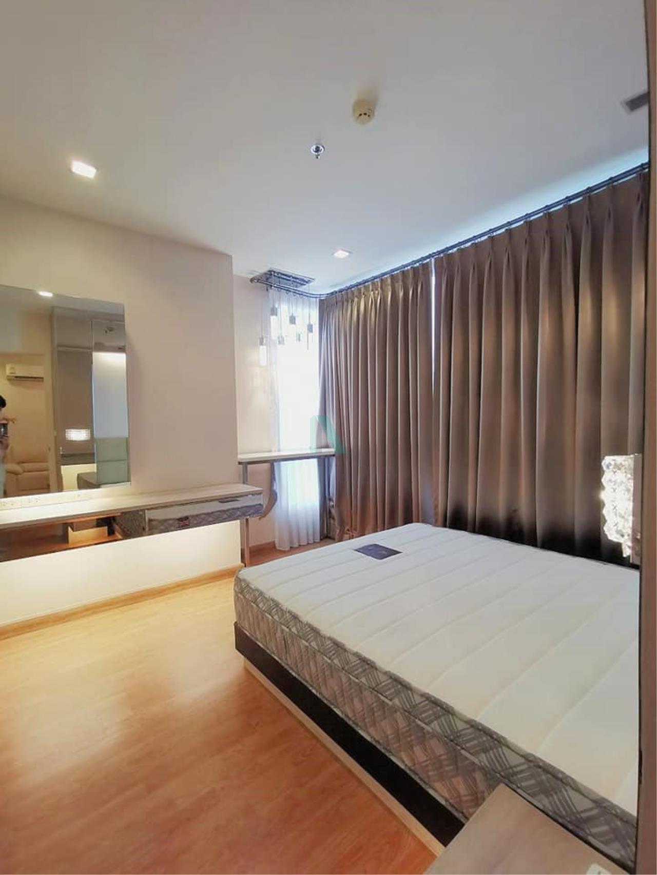 NOPPON REAL ESTATE CO.,LTD. Agency's For rent Q House Condo Sukhumvit 79 2 bedrooms 10th floor. 4