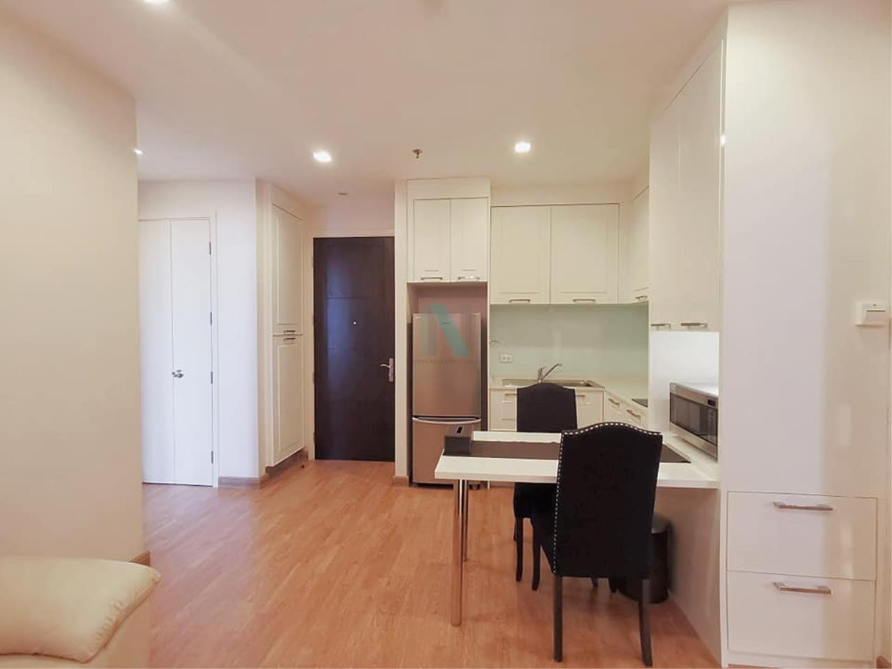 NOPPON REAL ESTATE CO.,LTD. Agency's For rent Q House Condo Sukhumvit 79 2 bedrooms 10th floor. 5