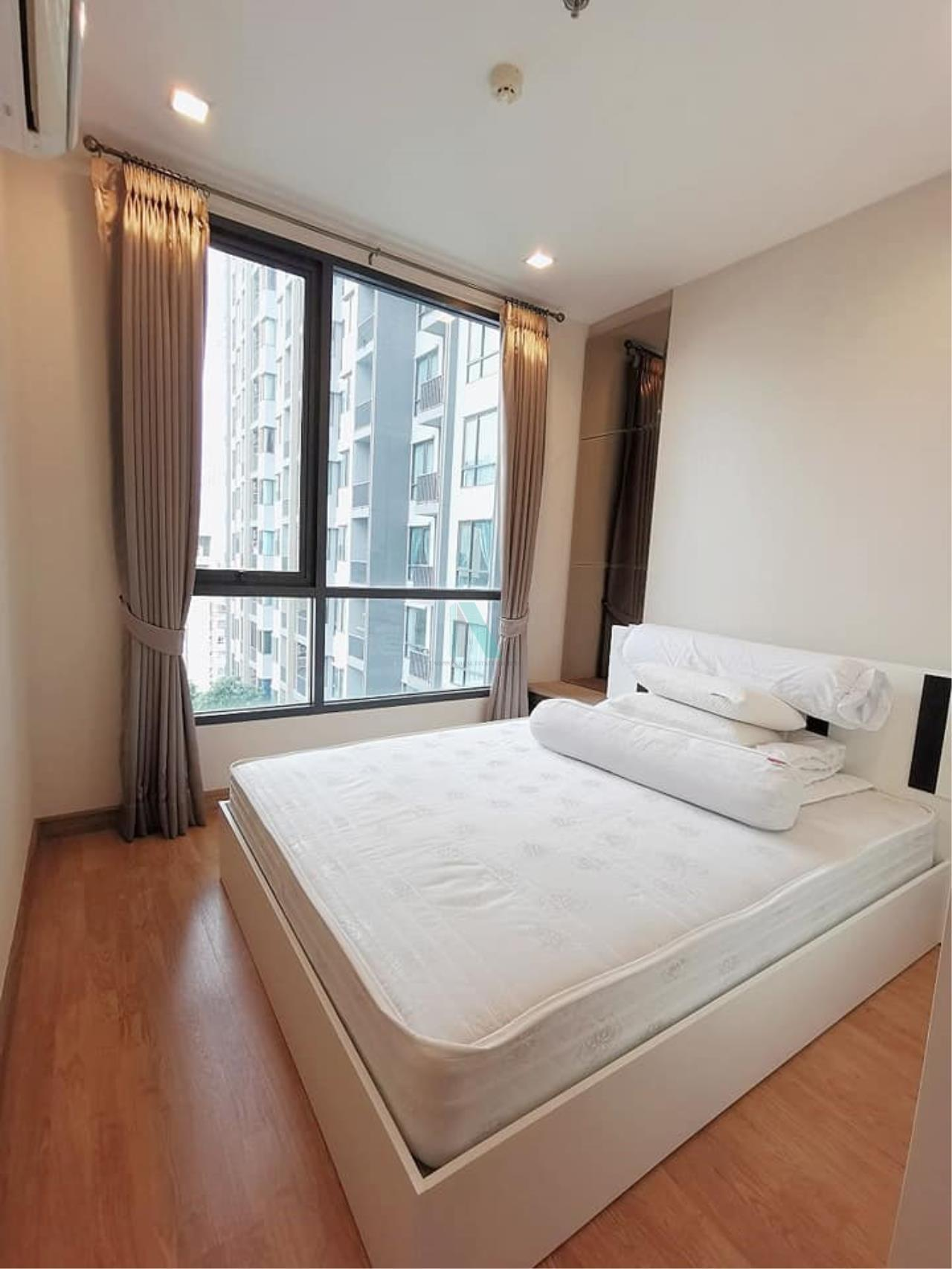 NOPPON REAL ESTATE CO.,LTD. Agency's For rent Q House Condo Sukhumvit 79 2 bedrooms 10th floor. 6