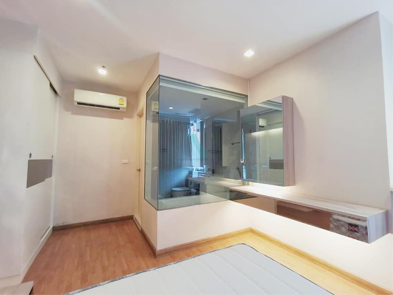 NOPPON REAL ESTATE CO.,LTD. Agency's For rent Q House Condo Sukhumvit 79 2 bedrooms 10th floor. 7