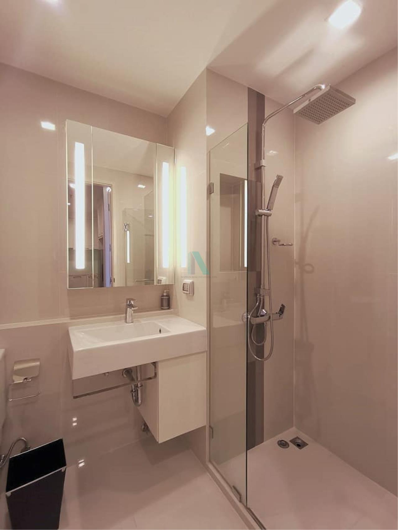 NOPPON REAL ESTATE CO.,LTD. Agency's For rent Q House Condo Sukhumvit 79 2 bedrooms 10th floor. 8