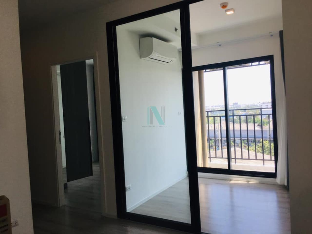 NOPPON REAL ESTATE CO.,LTD. Agency's For Rent Kensington Sukhumvit - Thepharak 1 Bedroom 7th Floor Building A. 7