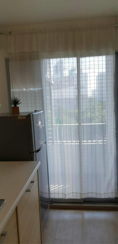NOPPON REAL ESTATE CO.,LTD. Agency's For rent Elio Del Rey STUDIO 7th floor Building C Punnawithi BTS station. 3
