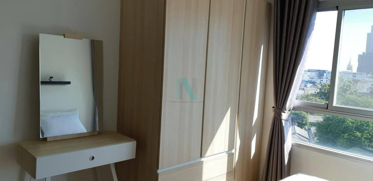 NOPPON REAL ESTATE CO.,LTD. Agency's For rent Elio Del Rey STUDIO 7th floor Building C Punnawithi BTS station. 5