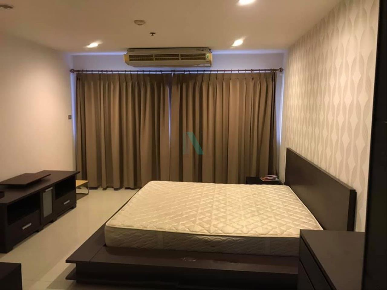 NOPPON REAL ESTATE CO.,LTD. Agency's For rent The Royal Place 2 1 bedroom 10th floor near BTS Ratchadamri. 7