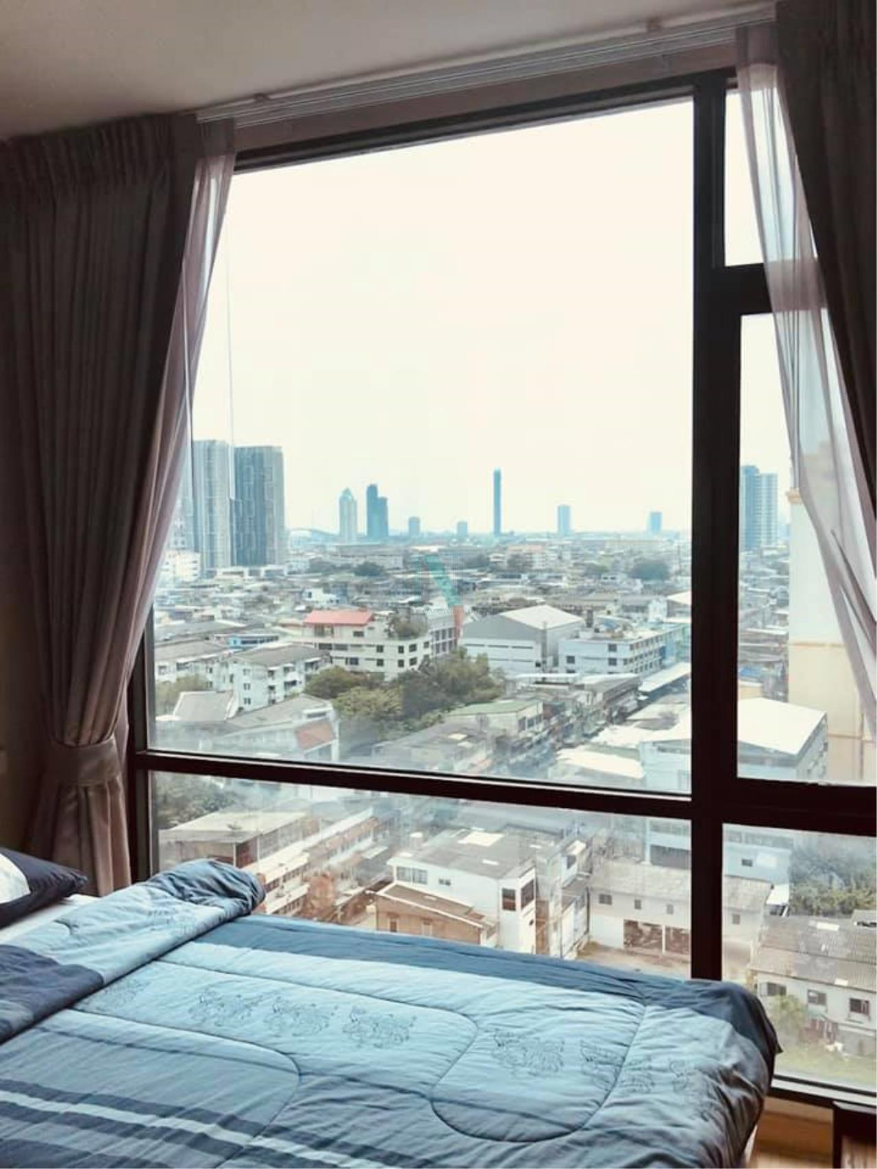 NOPPON REAL ESTATE CO.,LTD.  Agency's For rent Bangkok Horizon Sathorn 1 bedroom 13th floor near BTS Chong Nonsi. 7