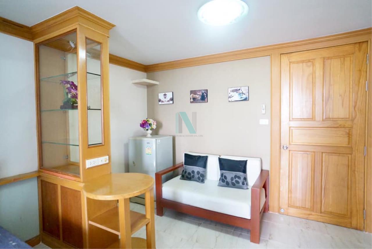 NOPPON REAL ESTATE CO.,LTD. Agency's For rent Ratchada City 18 STUDIO 7th Floor nearChanthaburi Bam Phen School 1