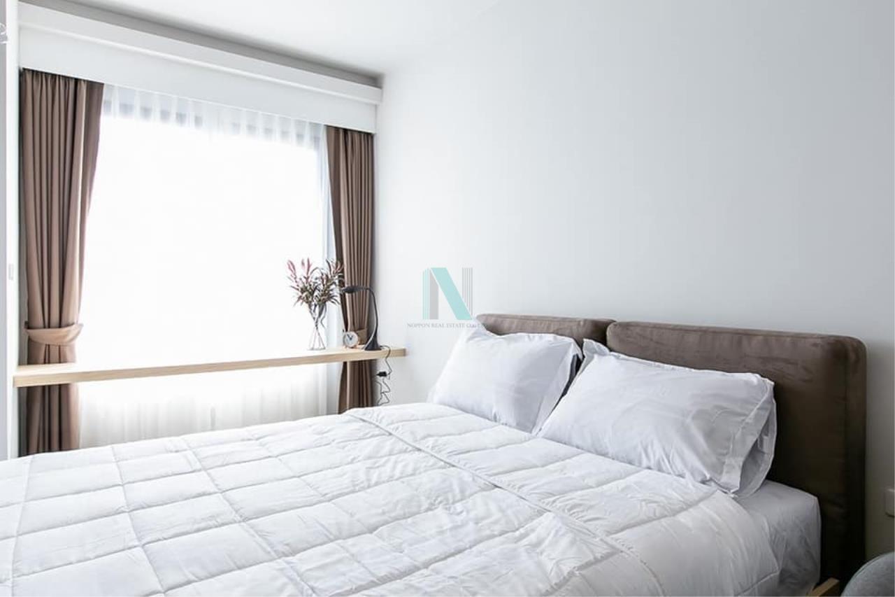NOPPON REAL ESTATE CO.,LTD. Agency's For rent Ideo Sukhumvit 93 STUDIO Floor 15 Building B near BTS Bang Chak. 2