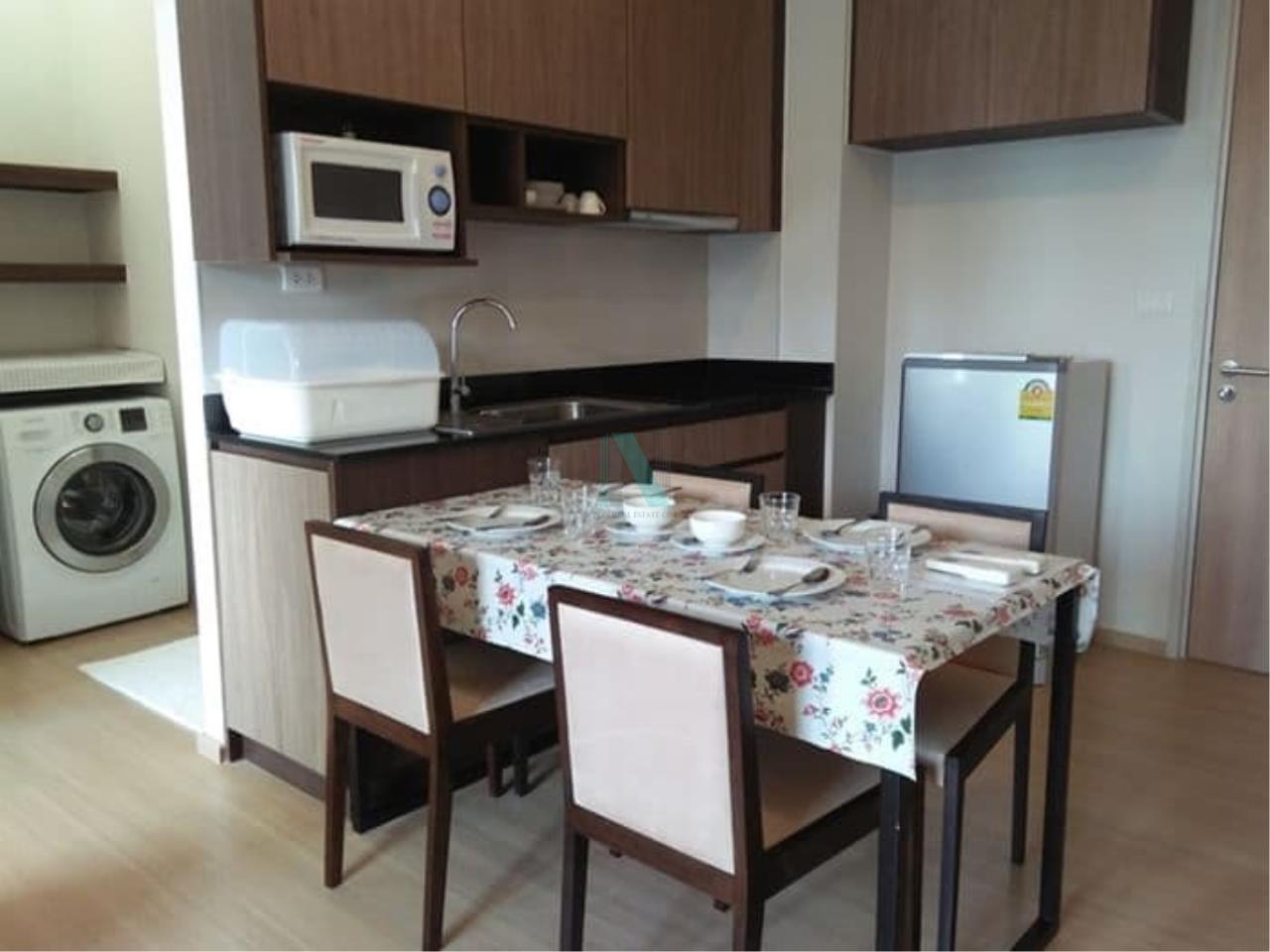 NOPPON REAL ESTATE CO.,LTD. Agency's For Rent The Capital Ekamai-Thonglor 2 bedroom 24th floor. 4