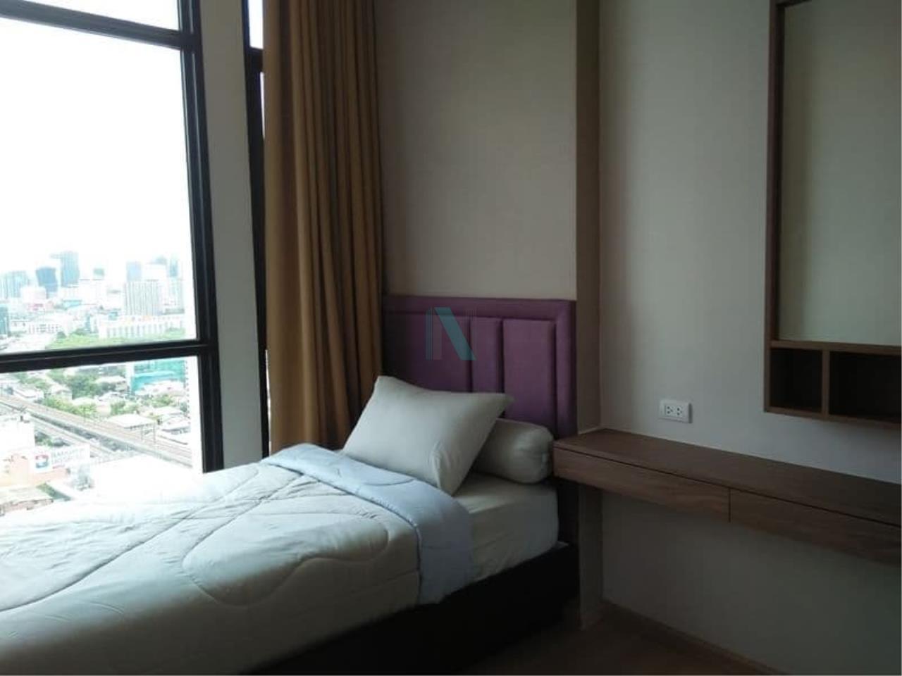 NOPPON REAL ESTATE CO.,LTD. Agency's For Rent The Capital Ekamai-Thonglor 2 bedroom 24th floor. 7