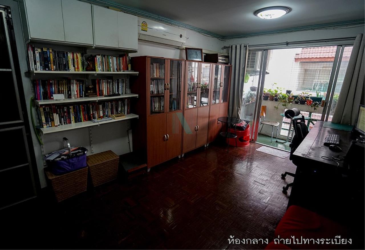NOPPON REAL ESTATE CO.,LTD.  Agency's For rent Baan Suan Sue Trong 2 bedrooms  1 bathroom 11th floor. 3