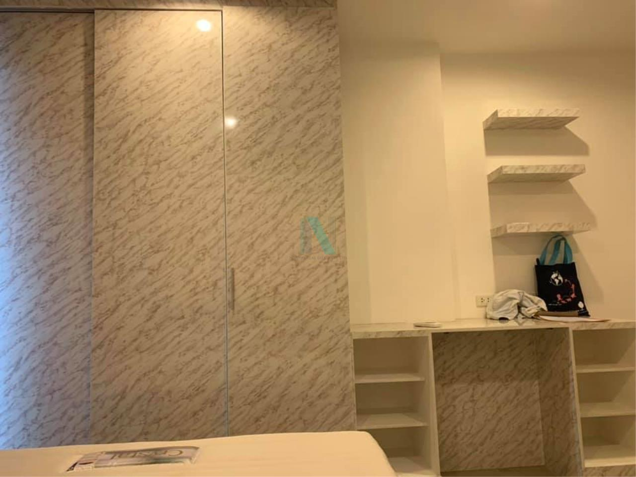 NOPPON REAL ESTATE CO.,LTD.  Agency's For rent Ideo Mobi Charan-Interchange STUDIO 5th floor. 6