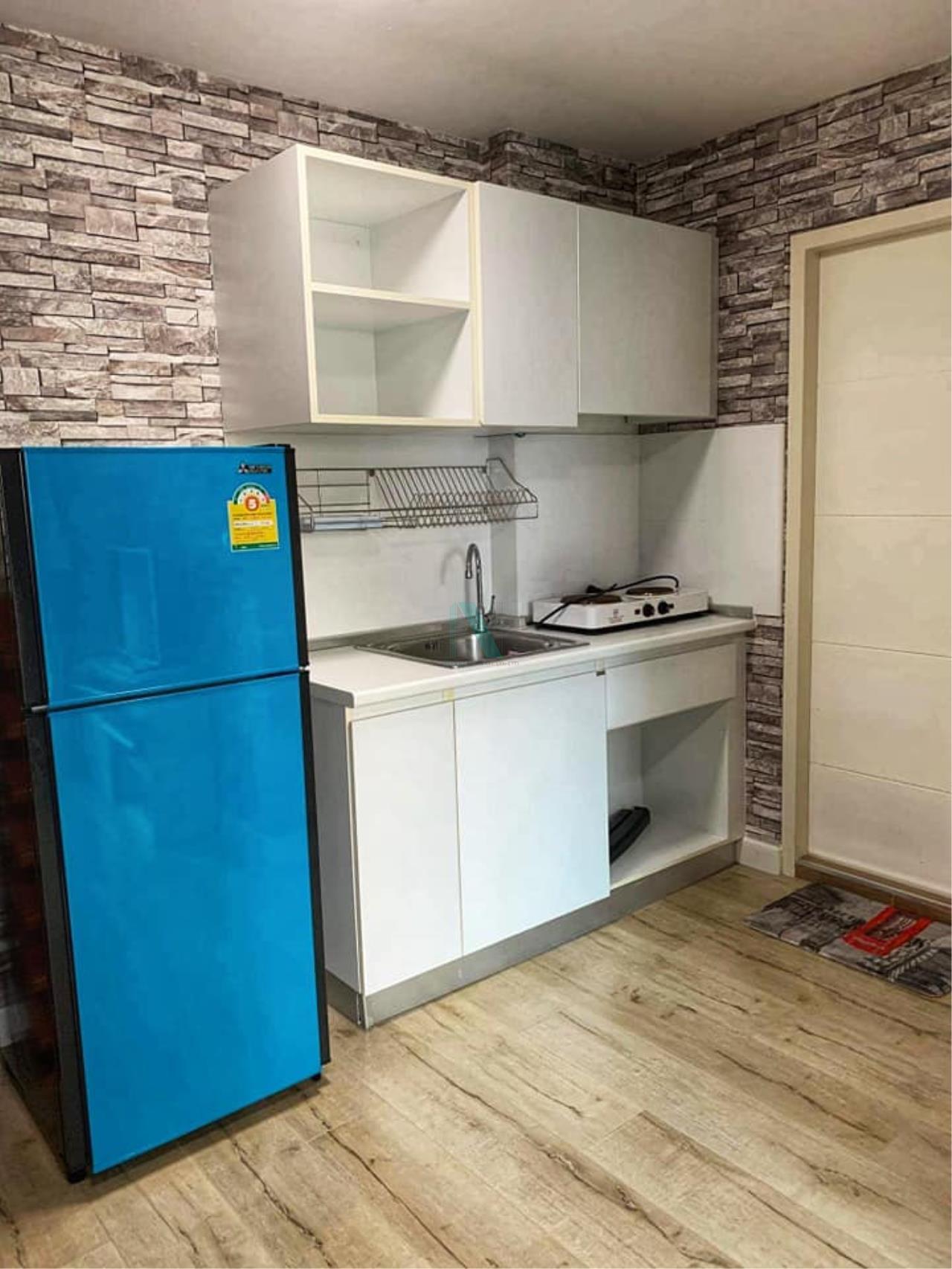 NOPPON REAL ESTATE CO.,LTD.  Agency's For rent YENSABAIDEE CONDO 1 bedroom 5th floor near MRT Lat Phrao. 5