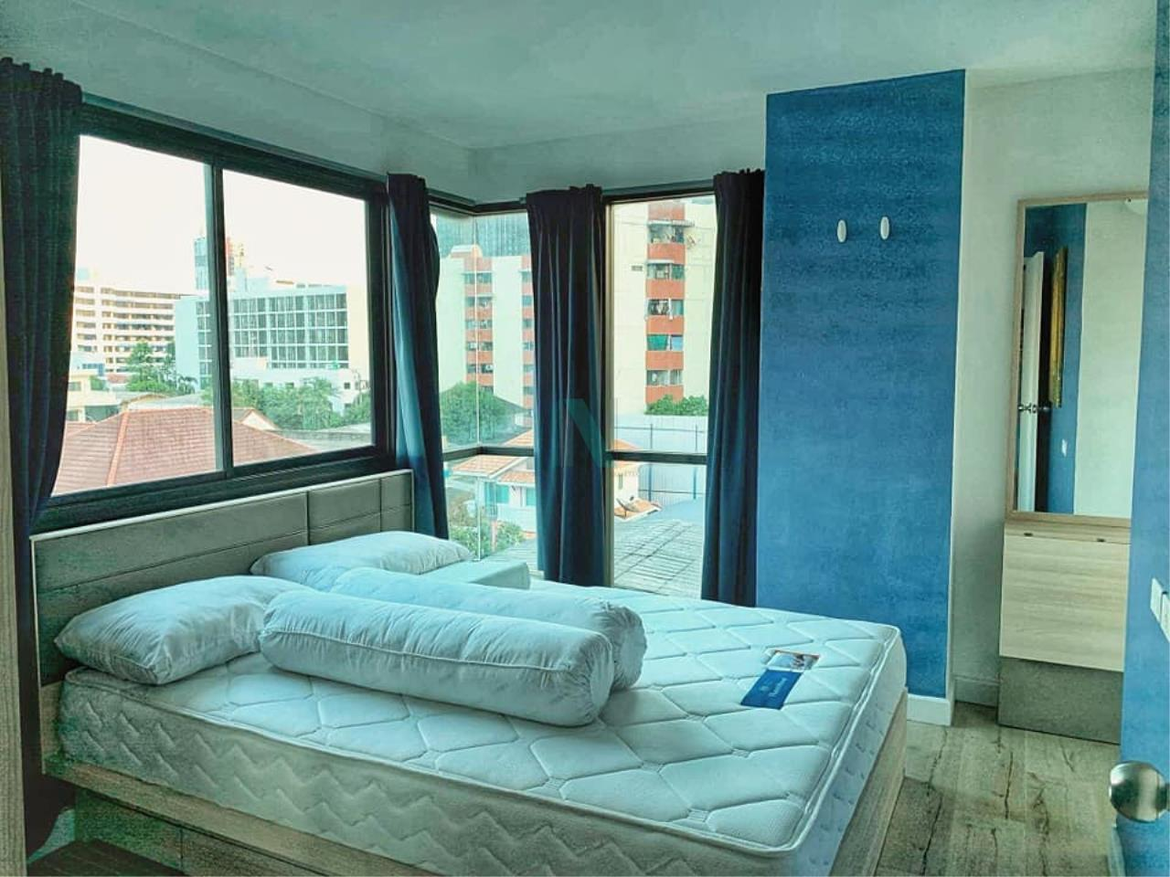 NOPPON REAL ESTATE CO.,LTD.  Agency's For rent YENSABAIDEE CONDO 1 bedroom 5th floor near MRT Lat Phrao. 7