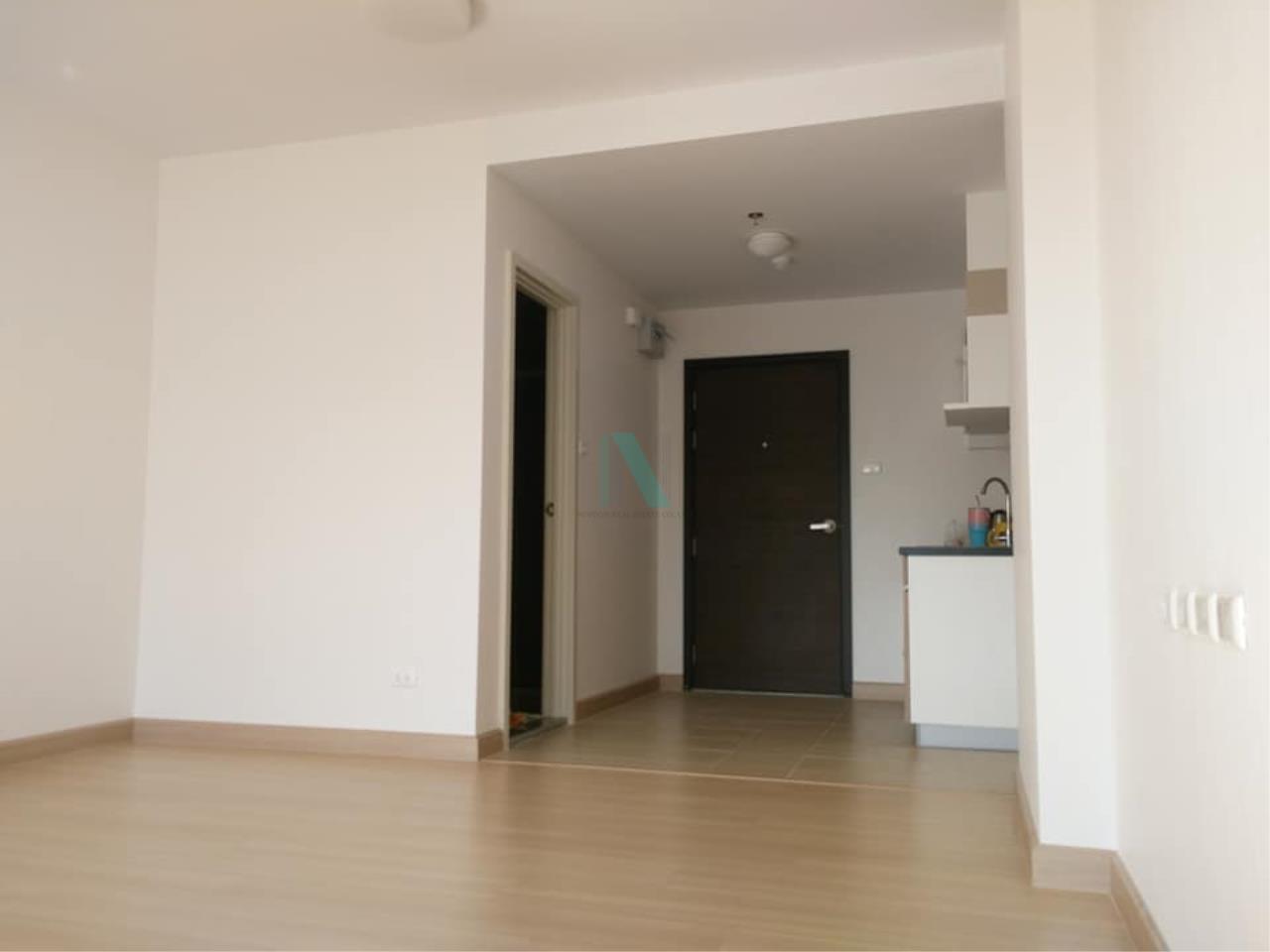 NOPPON REAL ESTATE CO.,LTD. Agency's For rent Supalai Veranda Rama 9 Studio Floor 30 Building B. 4