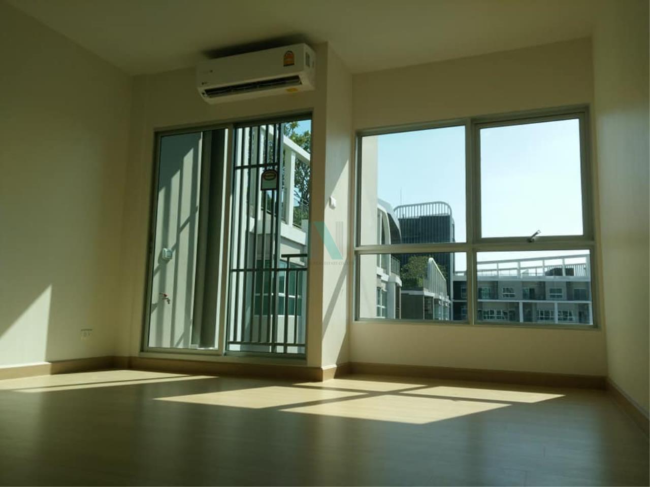 NOPPON REAL ESTATE CO.,LTD. Agency's For rent Supalai Veranda Rama 9 Studio Floor 30 Building B. 5