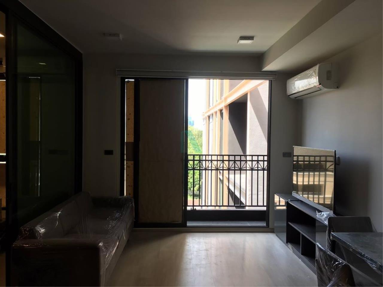 NOPPON REAL ESTATE CO.,LTD. Agency's For Rent Venio Sukhumvit 10 1 Bedroom 6th floor near BTS Nana. 1