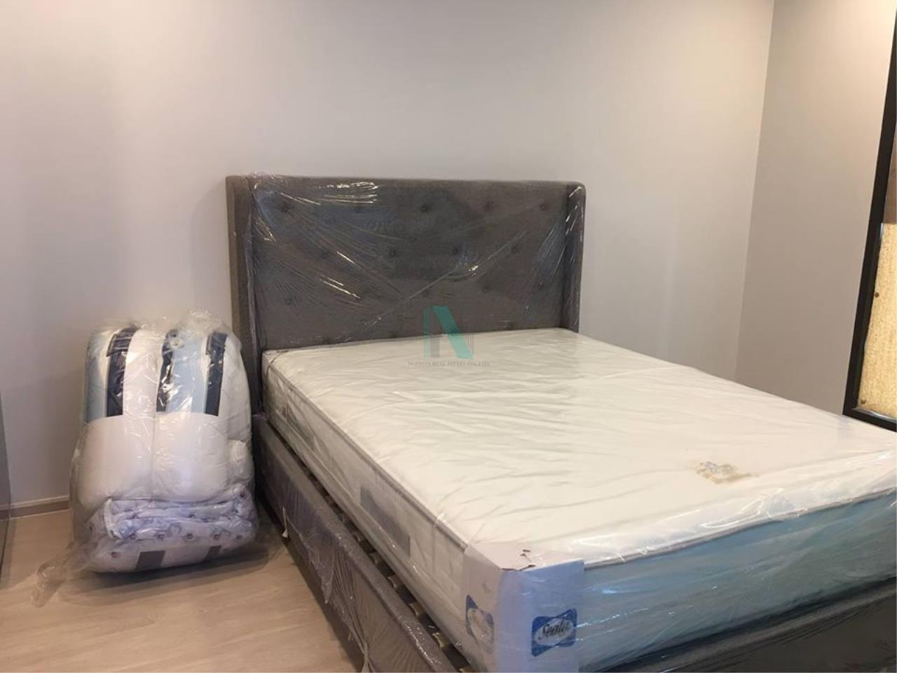 NOPPON REAL ESTATE CO.,LTD. Agency's For Rent Venio Sukhumvit 10 1 Bedroom 6th floor near BTS Nana. 3