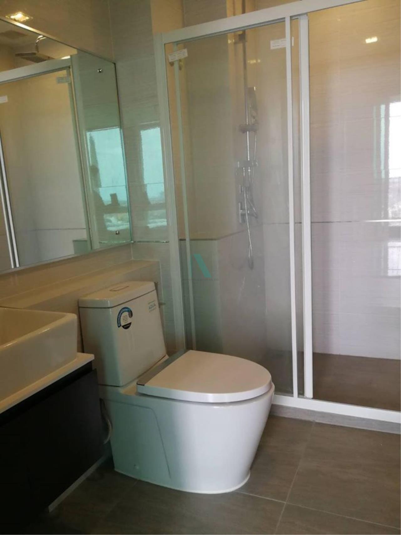 NOPPON REAL ESTATE CO.,LTD. Agency's For Rent The Metropolis Samrong Interchange 1 Bedroom 19th Floor Building A. 6