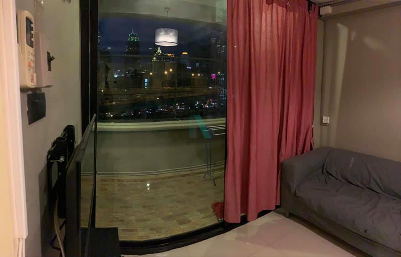 NOPPON REAL ESTATE CO.,LTD. Agency's For rent RUENRUDEE CONDOMINIUM 2 bedroom 8th floor. 2