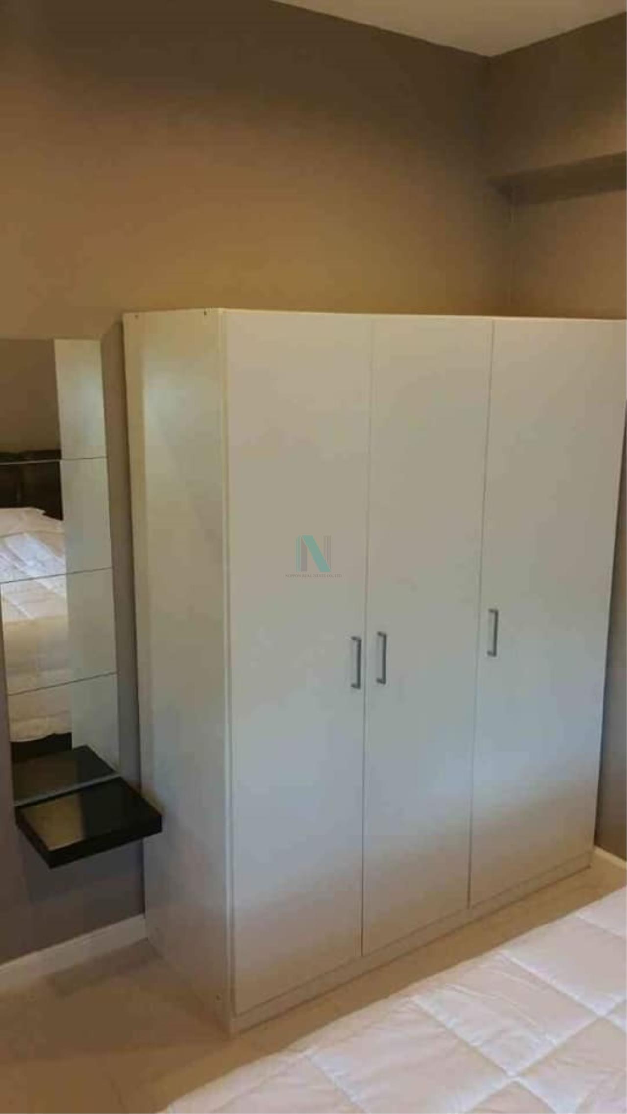 NOPPON REAL ESTATE CO.,LTD. Agency's For rent RUENRUDEE CONDOMINIUM 2 bedroom 8th floor. 3