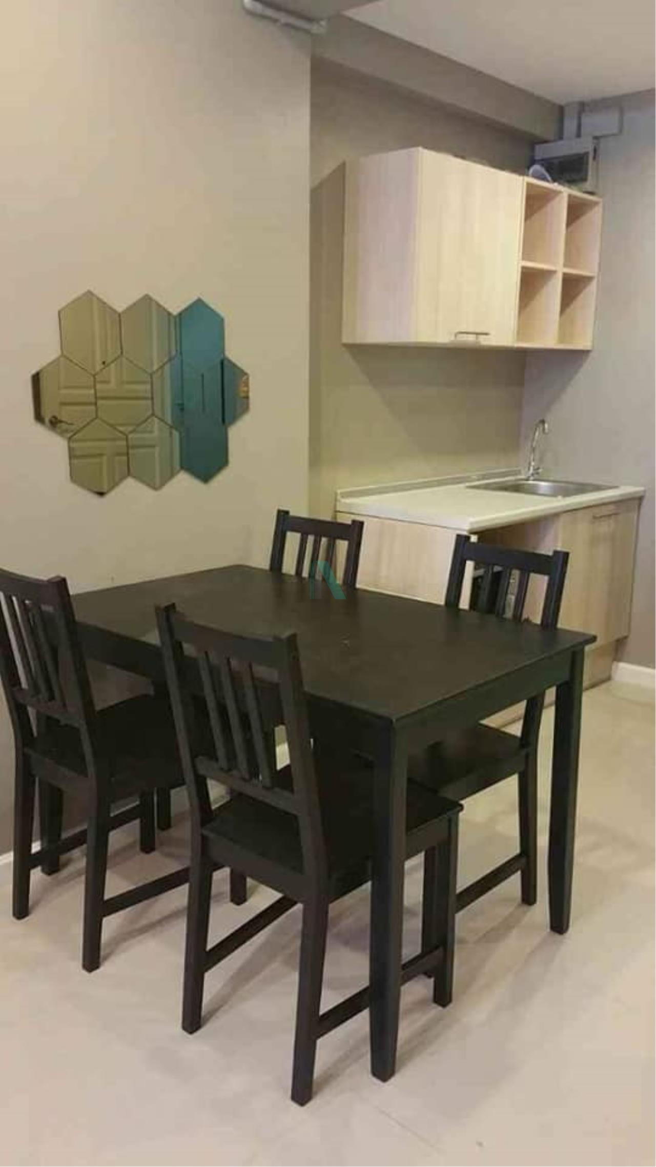 NOPPON REAL ESTATE CO.,LTD. Agency's For rent RUENRUDEE CONDOMINIUM 2 bedroom 8th floor. 4