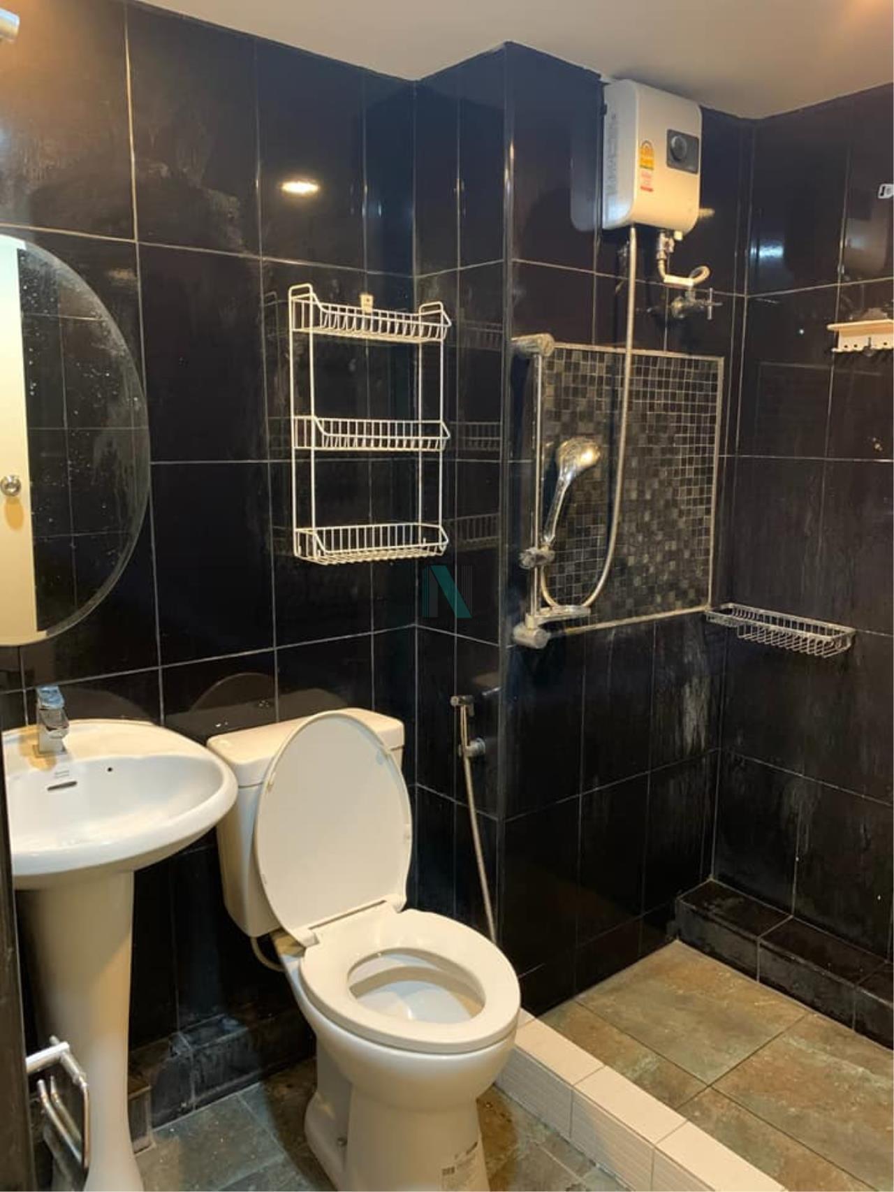 NOPPON REAL ESTATE CO.,LTD. Agency's For rent RUENRUDEE CONDOMINIUM 2 bedroom 8th floor. 6